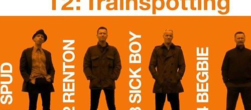 Jared Garfield – T2 Trainspotting ad